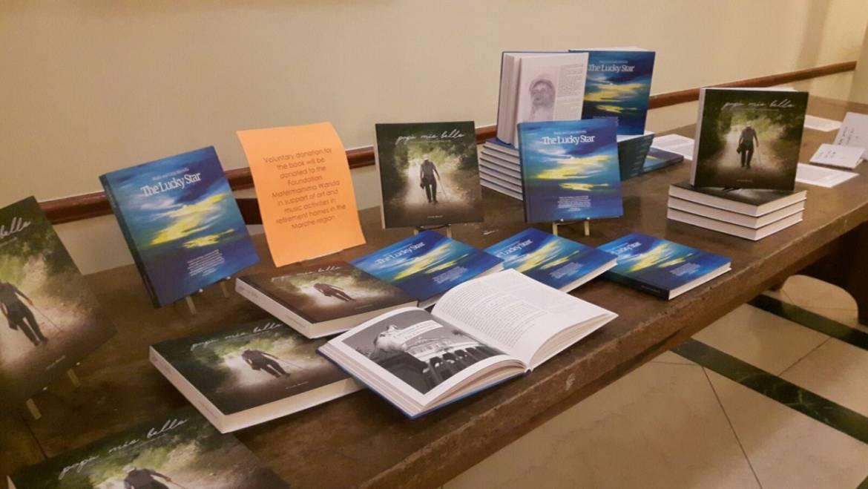 """Presentazione<br/>a New York del libro """"La Buona Stella"""""""