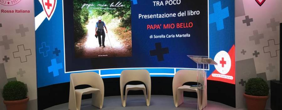 """Presentazione """"Papà mio bello"""" a Torino"""